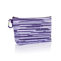 Cool Clip Thermal Pouch - Geo Stripe