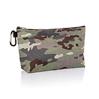 Cool Clip Thermal Pouch - Camo Crosshatch