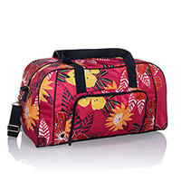 All Packed Duffle - Tropical Garden