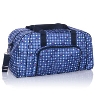 All Packed Duffle - Playful Pop