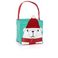 Littles Carry-All Caddy - Polar Bear Pal
