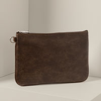 Rubie Mini - Chestnut Distressed Pebble