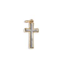 Keepsake Charm - Believe Cross