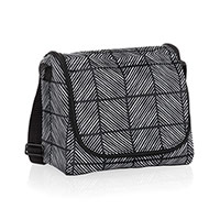 Going Places Thermal - Chevron Squares