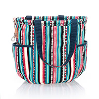 Retro Metro Bag - Southwest Stripe