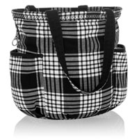 Retro Metro Bag - Perfectly Plaid