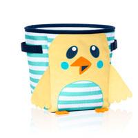 Mini Storage Bin - Spring Chick