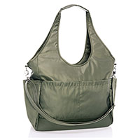 City Park Bag - Ooh-la-la Olive