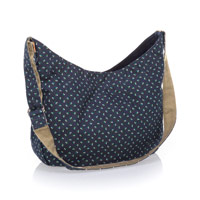 Retro Metro Hobo Crossbody - Dot Trio