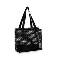 Sand N' Shore Thermal Tote - Ditty Dot
