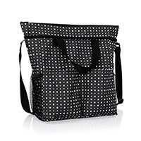 Crossbody Organizing Tote - Ditty Dot