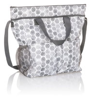 Crossbody Organizing Tote - Stepping Stones