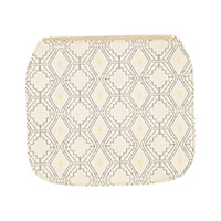 Studio Thirty-One Flap - Dotted Geo Pebble