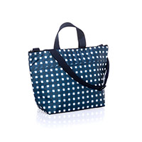 Crossbody Thermal Tote - Goin' Gingham