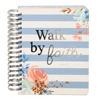 Keepsake Planner - Faith Blossoms