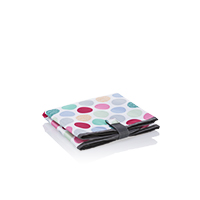 Out & About Changing Pad - Polka Dot Pop