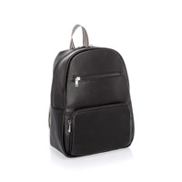 Boutique Backpack - Black Beauty Pebble