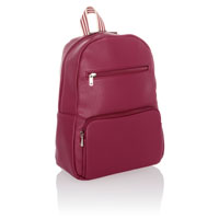 Boutique Backpack - Crushed Berry Pebble