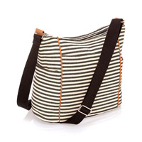 Casual Carry-All - Twill Stripe