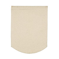 Statement Canvas Banner Only - Natural