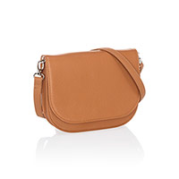 Convertible Belt Bag - Caramel Charm Pebble