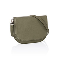 Convertible Belt Bag - Ooh-la-la Olive Pebble