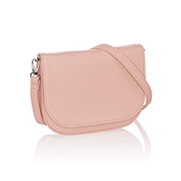 Convertible Belt Bag - Rose Blush Pebble