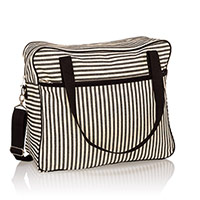 Away For The Weekender - Twill Stripe
