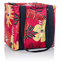 Small Utility Tote - Tropical Garden