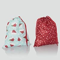 Timeless Memory Pouches, Large - Hats Off Holiday