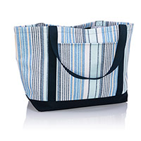 Coastal Carry-All - Boardwalk Stripe