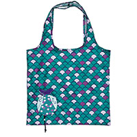 Foldaway Tote - Mermaid Tail