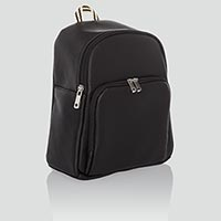 Festival Mini Backpack - Black Beauty Pebble