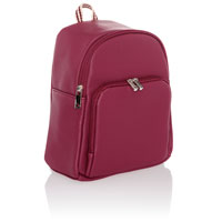 Festival Mini Backpack - Crushed Berry Pebble