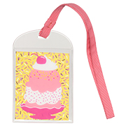 Take Along Bag Tag - Sundae Surprise