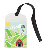Take Along Bag Tag - Harvest Hills