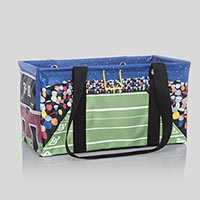 Medium Utility Tote - Touchdown Time