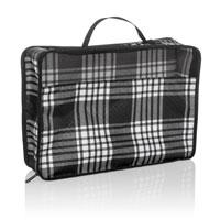 Medium Pack & Zip Cube - Perfectly Plaid