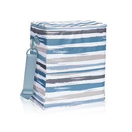 Picnic Thermal Tote - Brush Strokes