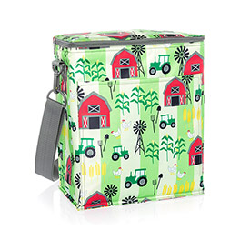Picnic Thermal Tote - Farm Fun