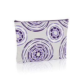Zipper Pouch - Geo Pop