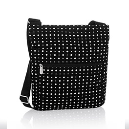 Organizing Shoulder Bag - Ditty Dot