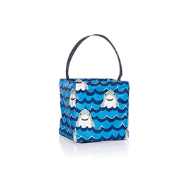 Littles Carry-All Caddy - Shark Party