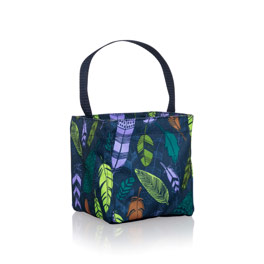 Littles Carry-All Caddy - Falling Feathers