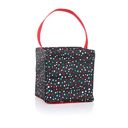 Littles Carry-All Caddy - Holly Dot