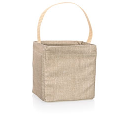 Littles Carry-All Caddy - Frosted Gold Metallic