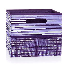 Fold N' File - Geo Stripe