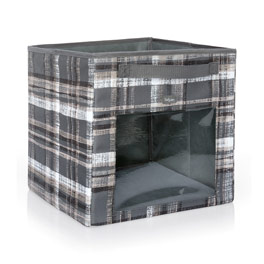 Your Way Cube - Cozy Plaid