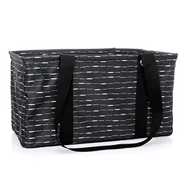 Medium Utility Tote - Starlit Stripe