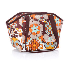 Lunch Break Thermal - Tapestry Floral